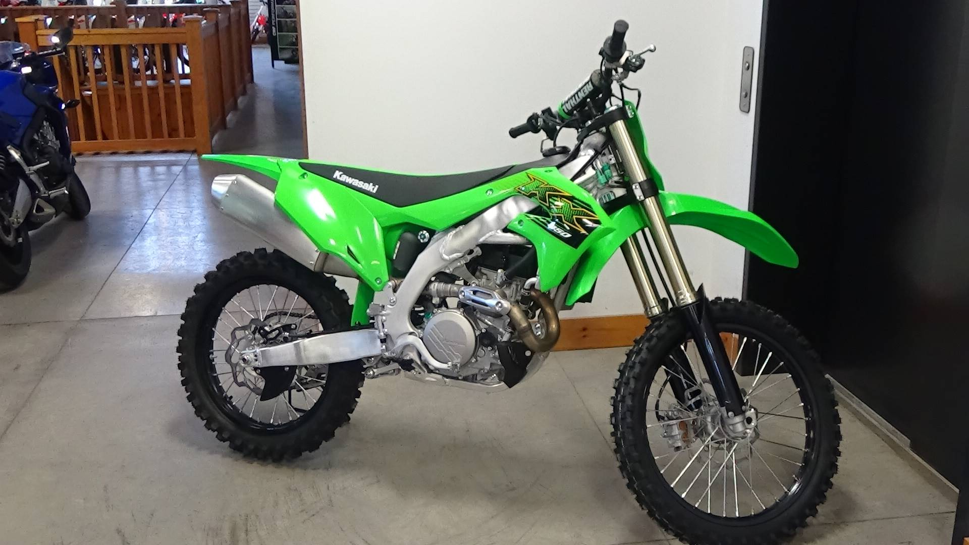 2020 Kawasaki KX 450 in Bennington, Vermont - Photo 1