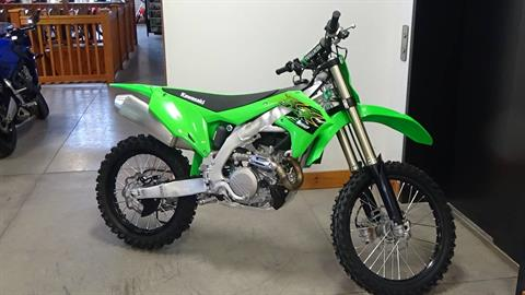 2020 Kawasaki KX 450 in Bennington, Vermont - Photo 2