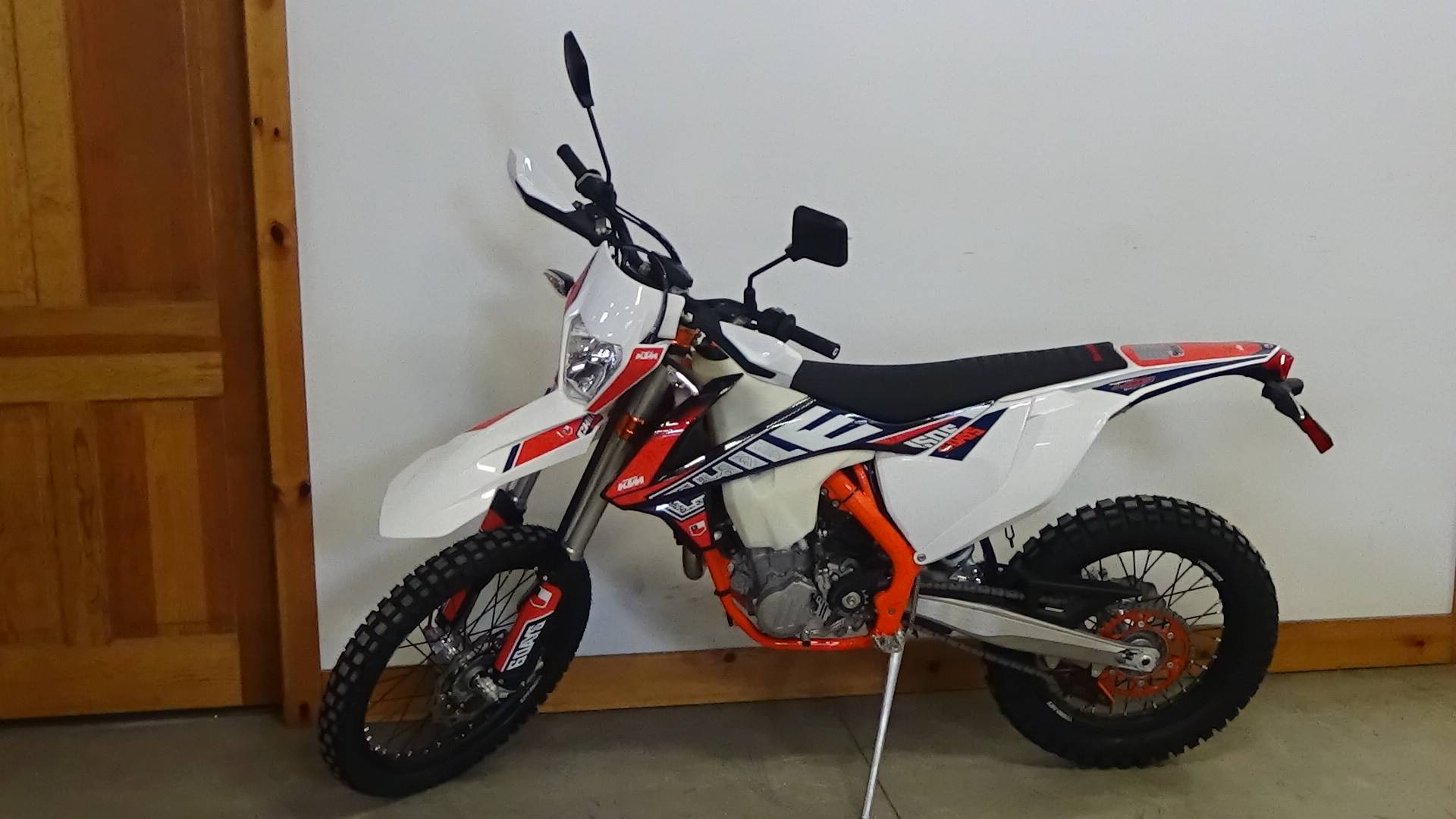 2019 KTM 450 EXC-F Six Days in Bennington, Vermont