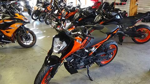 2020 KTM 200 Duke in Bennington, Vermont - Photo 1