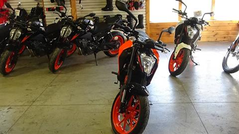 2020 KTM 200 Duke in Bennington, Vermont - Photo 2