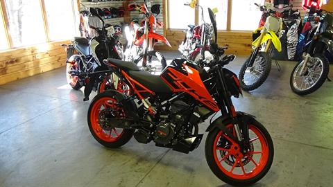 2020 KTM 200 Duke in Bennington, Vermont - Photo 3