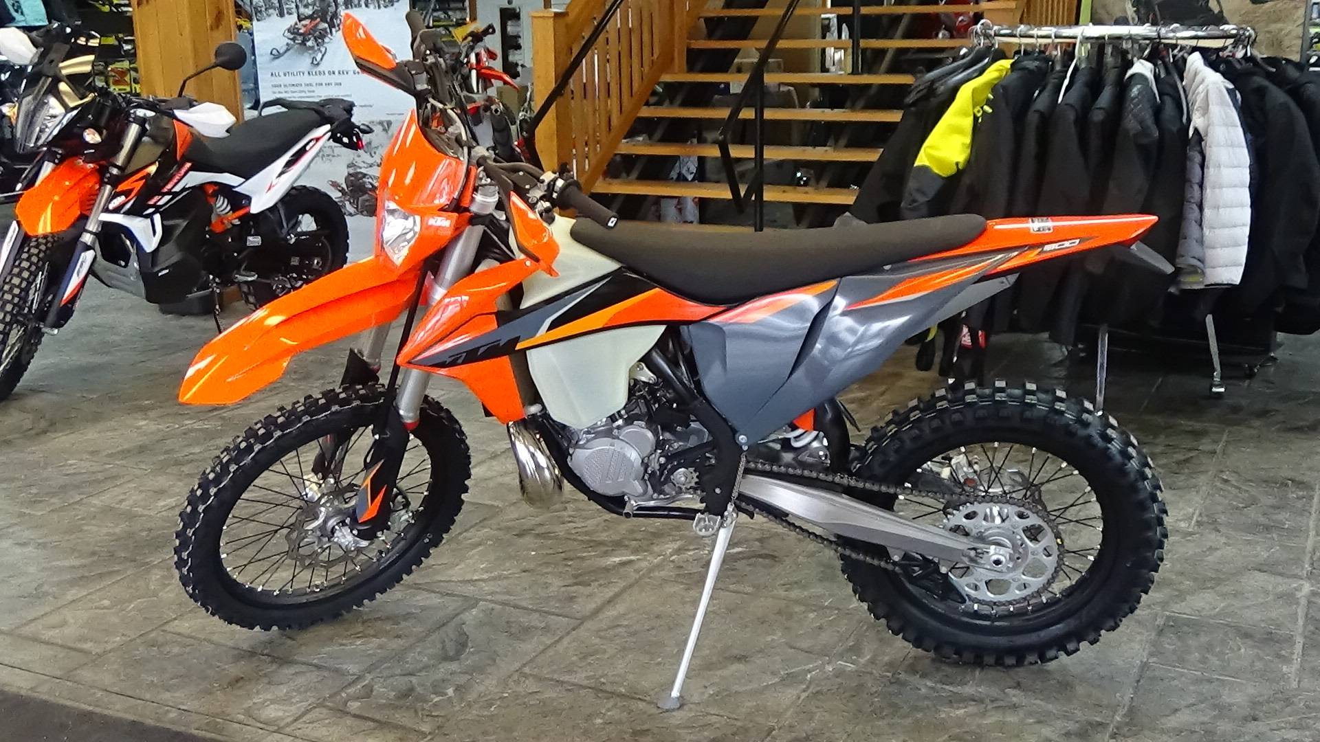2021 KTM 300 XC-W TPI in Bennington, Vermont - Photo 1