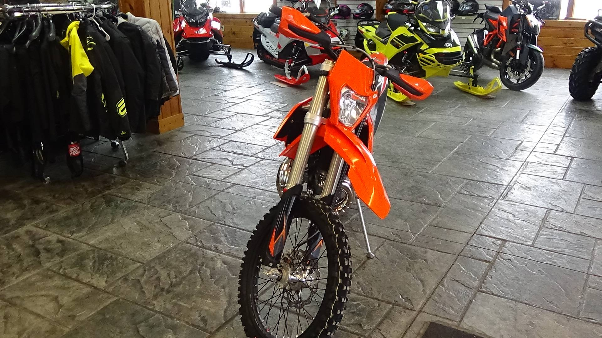2021 KTM 300 XC-W TPI in Bennington, Vermont - Photo 4