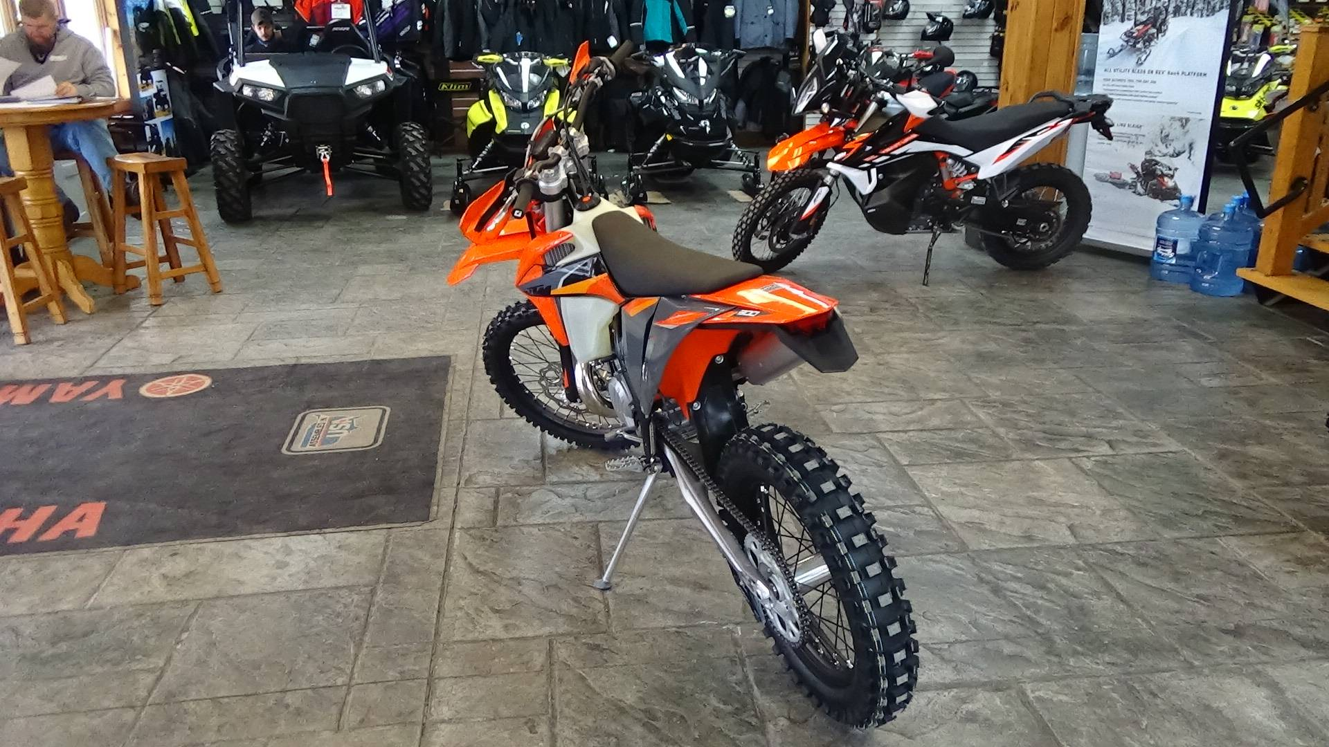 2021 KTM 300 XC-W TPI in Bennington, Vermont - Photo 10