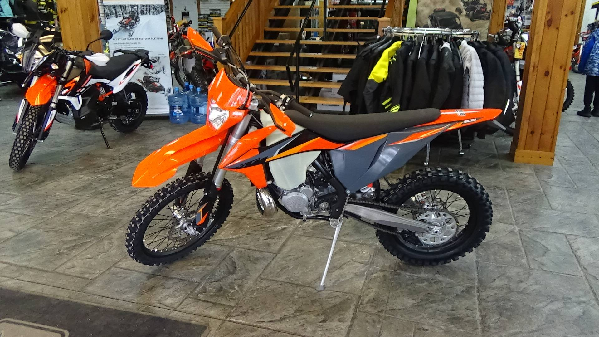 2021 KTM 300 XC-W TPI in Bennington, Vermont - Photo 13