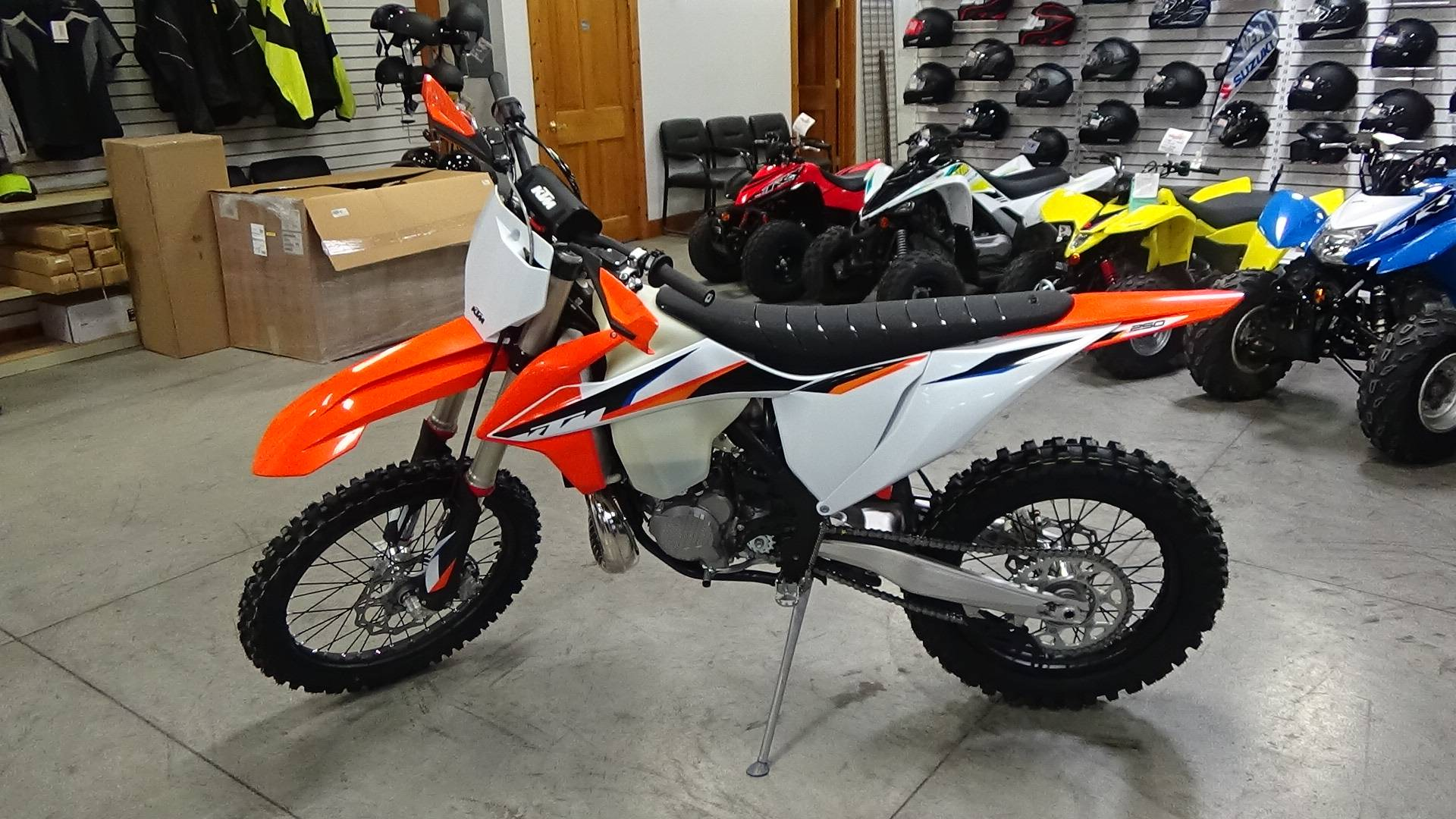 2021 KTM 250 XC TPI in Bennington, Vermont - Photo 1
