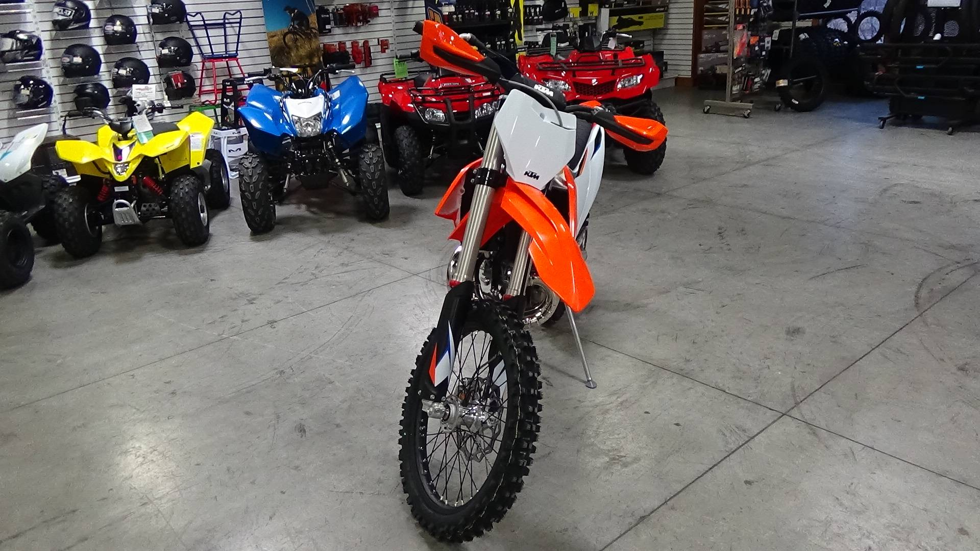 2021 KTM 250 XC TPI in Bennington, Vermont - Photo 3