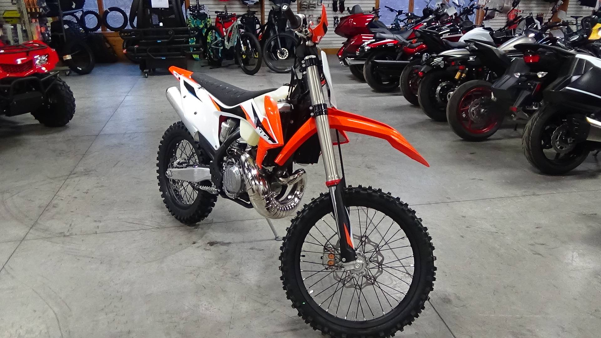 2021 KTM 250 XC TPI in Bennington, Vermont - Photo 4