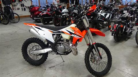2021 KTM 250 XC TPI in Bennington, Vermont - Photo 5