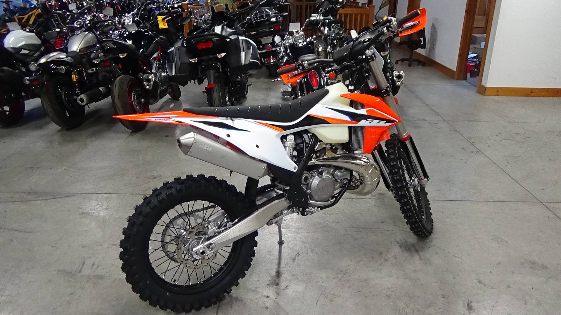 2021 KTM 250 XC TPI in Bennington, Vermont - Photo 6