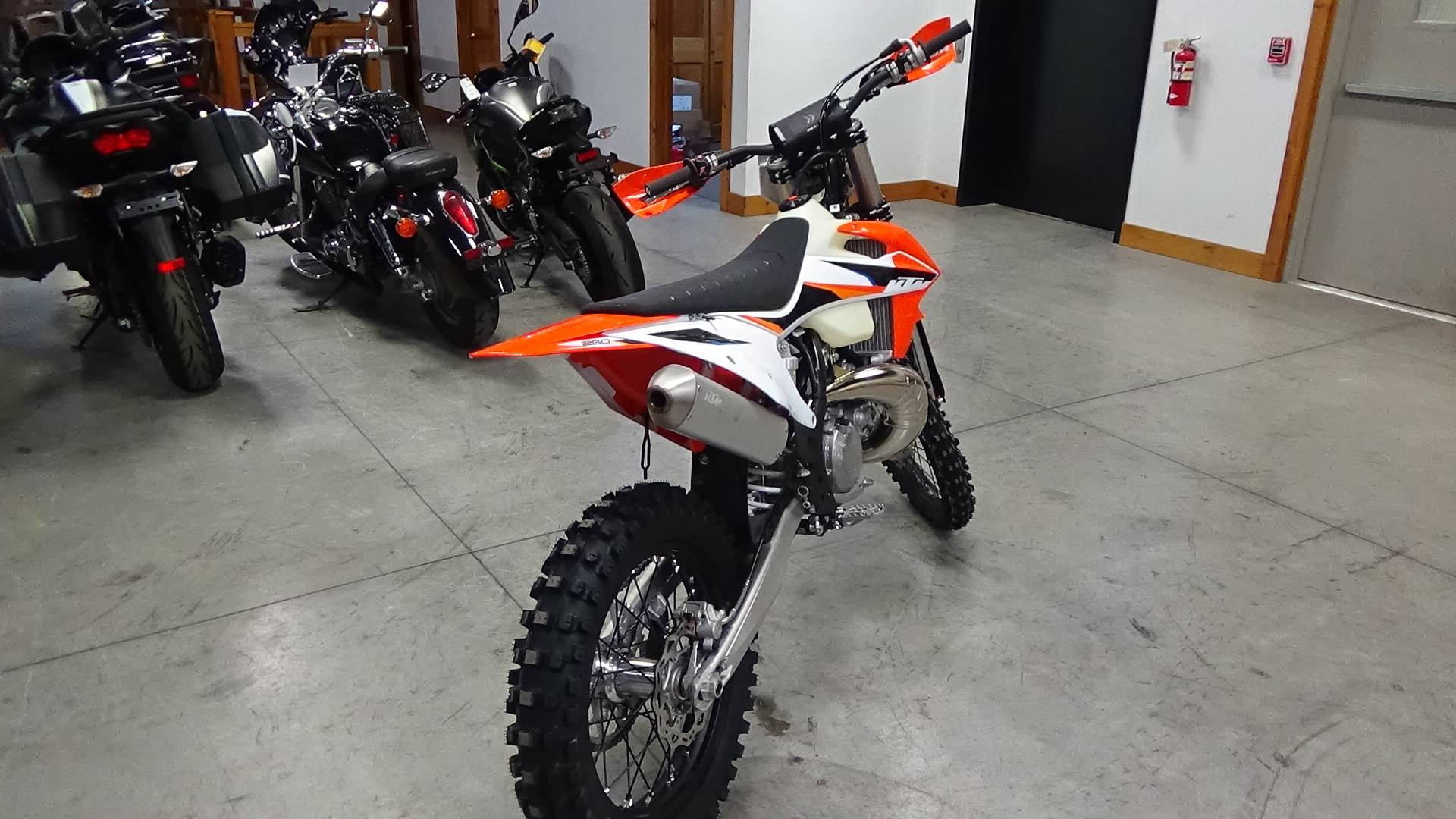 2021 KTM 250 XC TPI in Bennington, Vermont - Photo 7