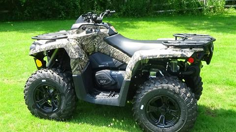 2019 Can-Am Outlander DPS 570 in Bennington, Vermont