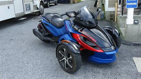 2015 Can-Am Spyder® RS-S SE5 in Bennington, Vermont - Photo 5