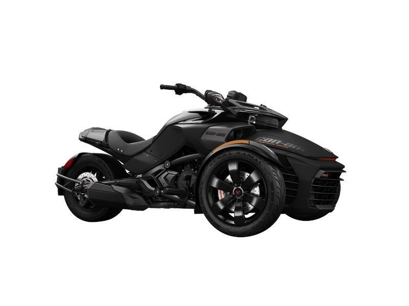 2016 Can-Am Spyder F3-S Special Series in Bennington, Vermont