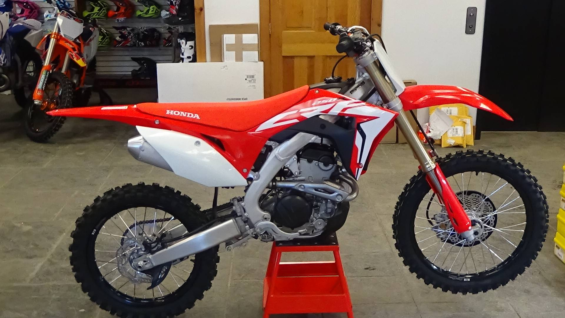 2019 Honda CRF250R in Bennington, Vermont