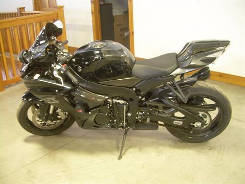 2013 Suzuki GSX-R750™ in Adams, Massachusetts