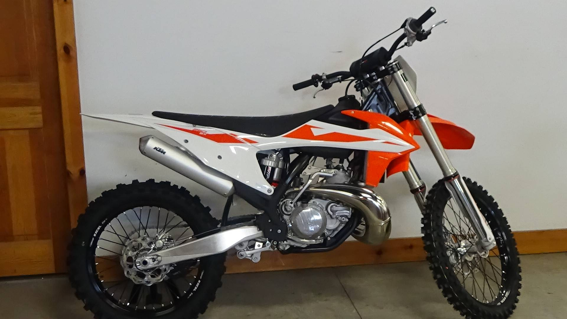 New 2019 KTM 250 SX Motorcycles in Adams, MA | Stock Number