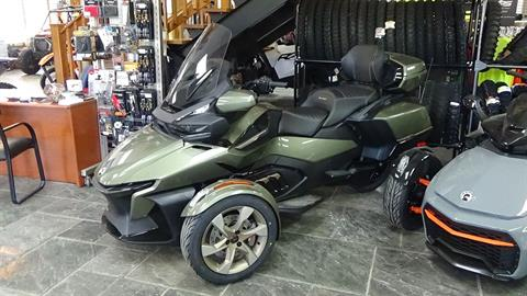 2021 Can-Am Spyder RT Sea-to-Sky in Bennington, Vermont - Photo 1