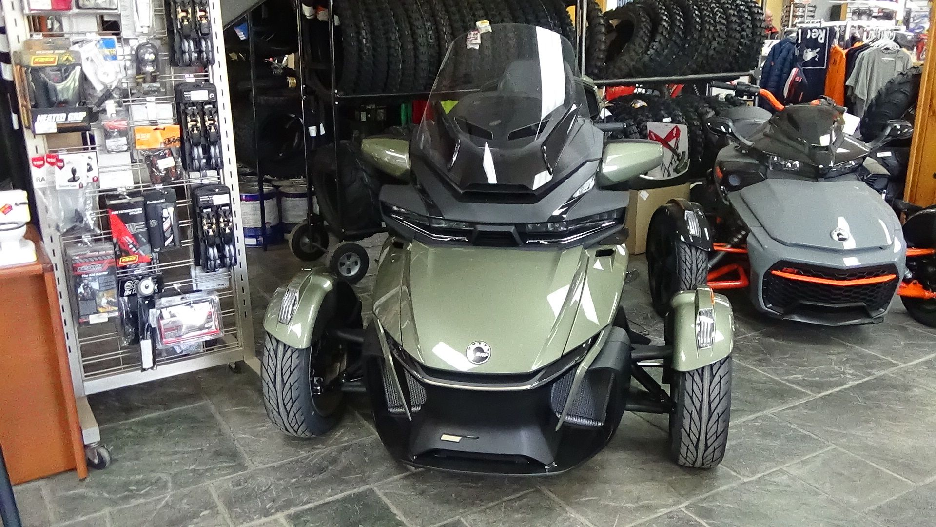 2021 Can-Am Spyder RT Sea-to-Sky in Bennington, Vermont - Photo 2