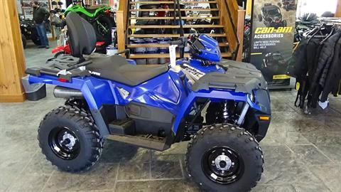 2021 Polaris Sportsman Touring 570 in Bennington, Vermont - Photo 4