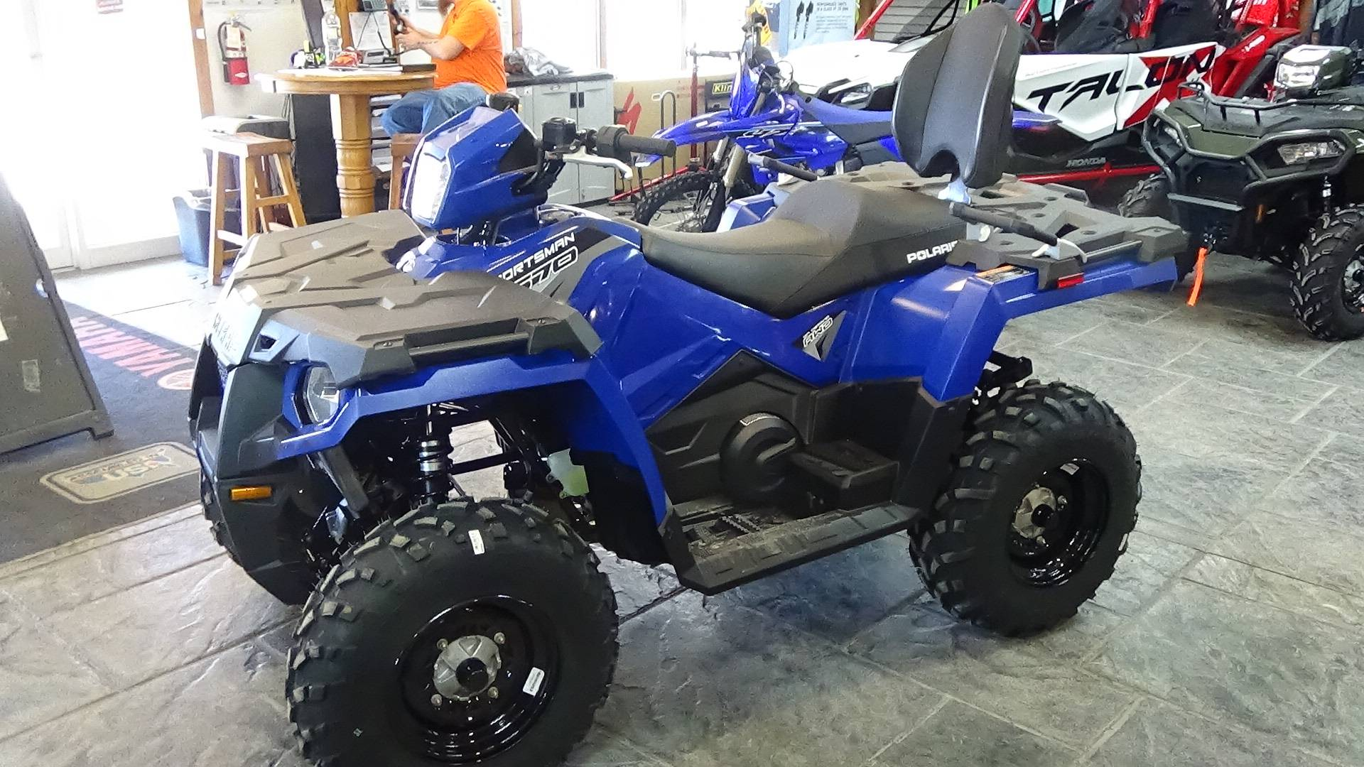 2021 Polaris Sportsman Touring 570 in Bennington, Vermont - Photo 6