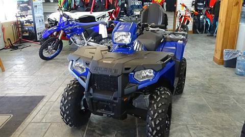 2021 Polaris Sportsman Touring 570 in Bennington, Vermont - Photo 7