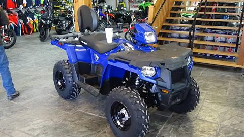 2021 Polaris Sportsman Touring 570 in Bennington, Vermont - Photo 9