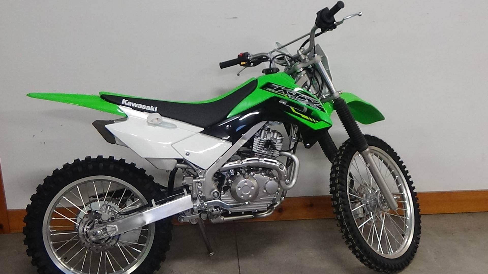 2019 Kawasaki KLX 140G in Bennington, Vermont - Photo 1
