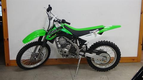 2019 Kawasaki KLX 140G in Bennington, Vermont - Photo 2