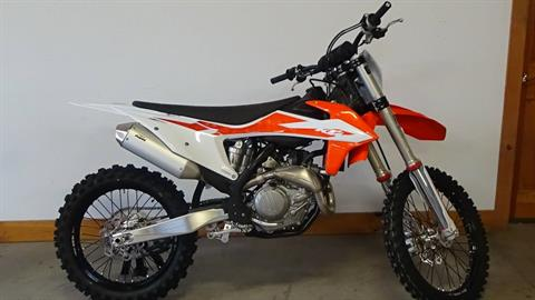 2020 KTM 450 SX-F in Bennington, Vermont - Photo 2