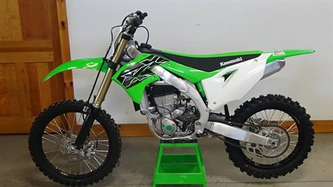 2019 Kawasaki KX 450 in Bennington, Vermont - Photo 1