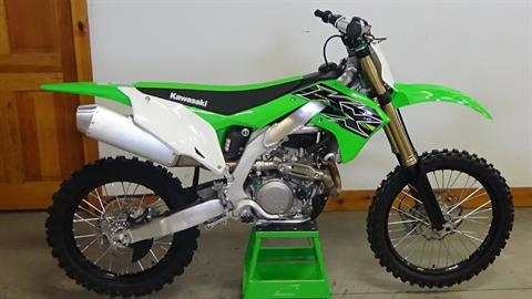 2019 Kawasaki KX 450 in Bennington, Vermont - Photo 2