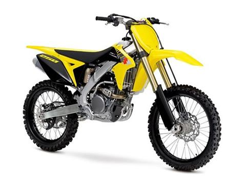 2017 Suzuki RM-Z250 in Adams, Massachusetts