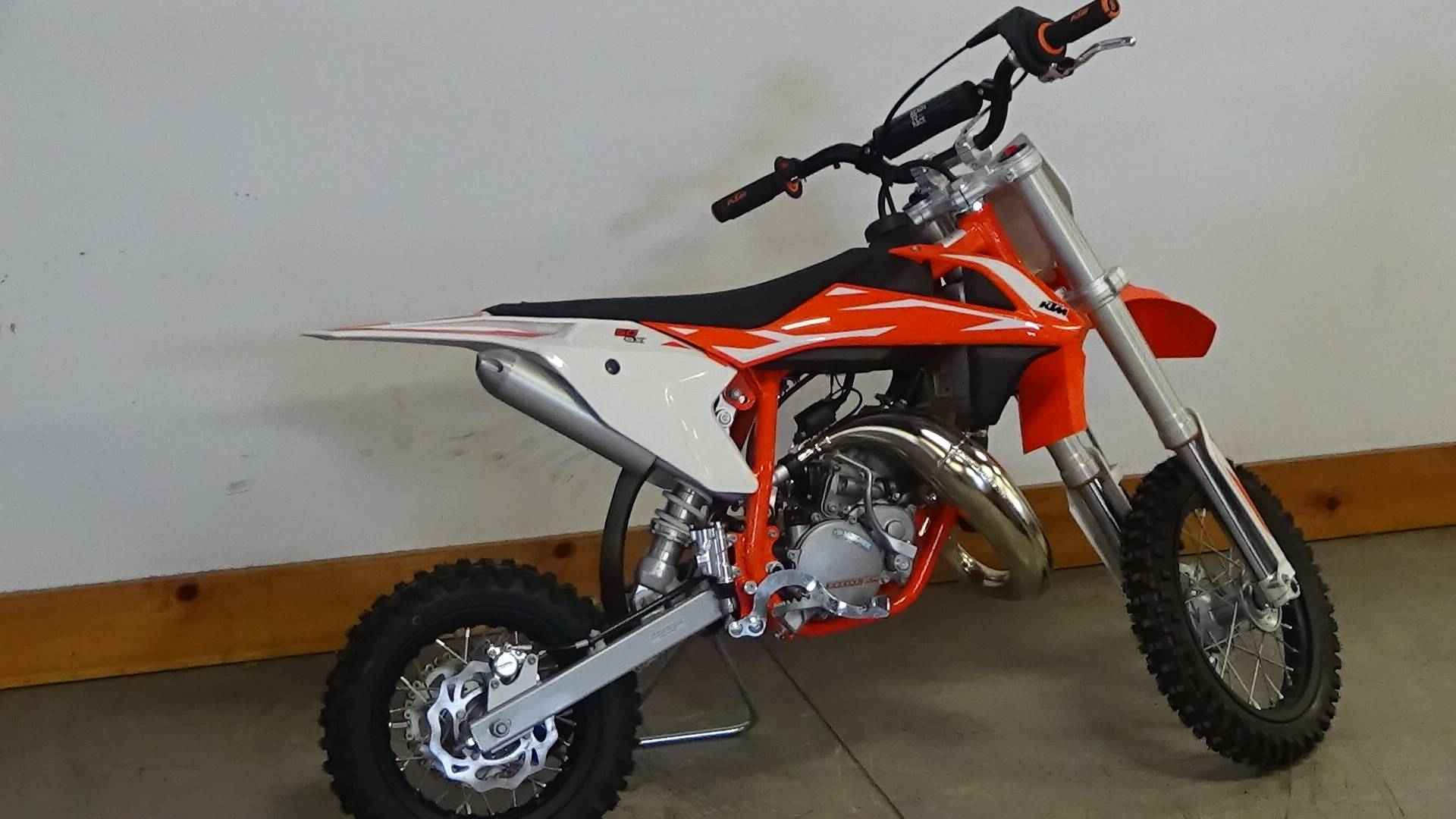 New 2018 KTM 50 SX Motorcycles in Adams, MA   Stock Number