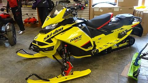 2020 Ski-Doo MXZ X-RS 600R E-TEC ES Adj. Pkg. Ripsaw 1.25 in Bennington, Vermont - Photo 1