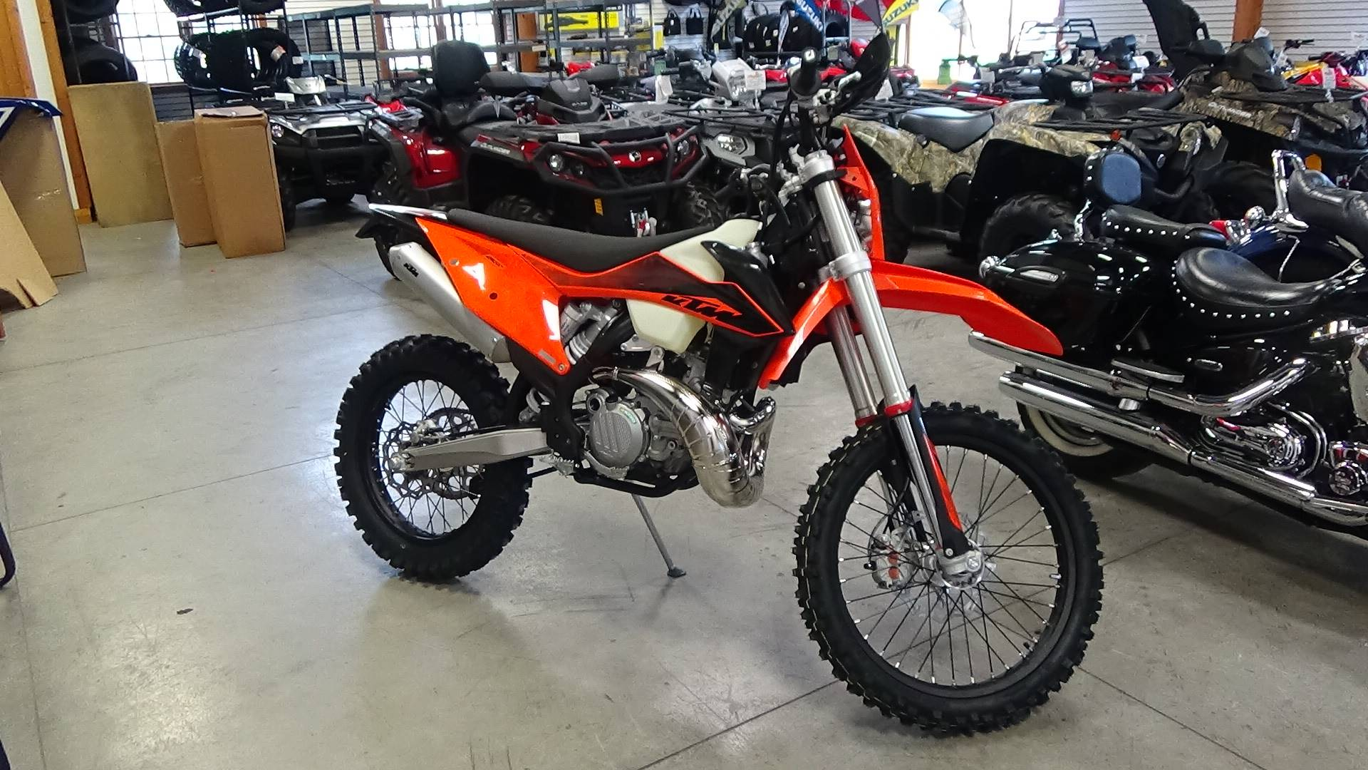 2020 KTM 250 XC-W TPI in Bennington, Vermont - Photo 2