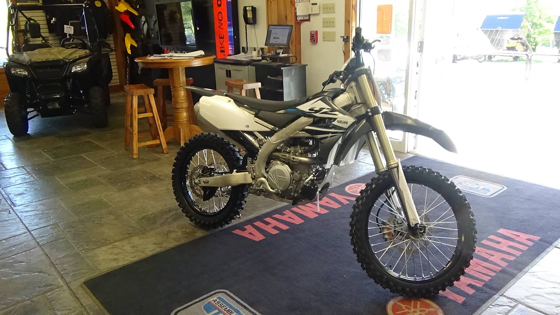 2020 Yamaha YZ450F in Bennington, Vermont - Photo 1