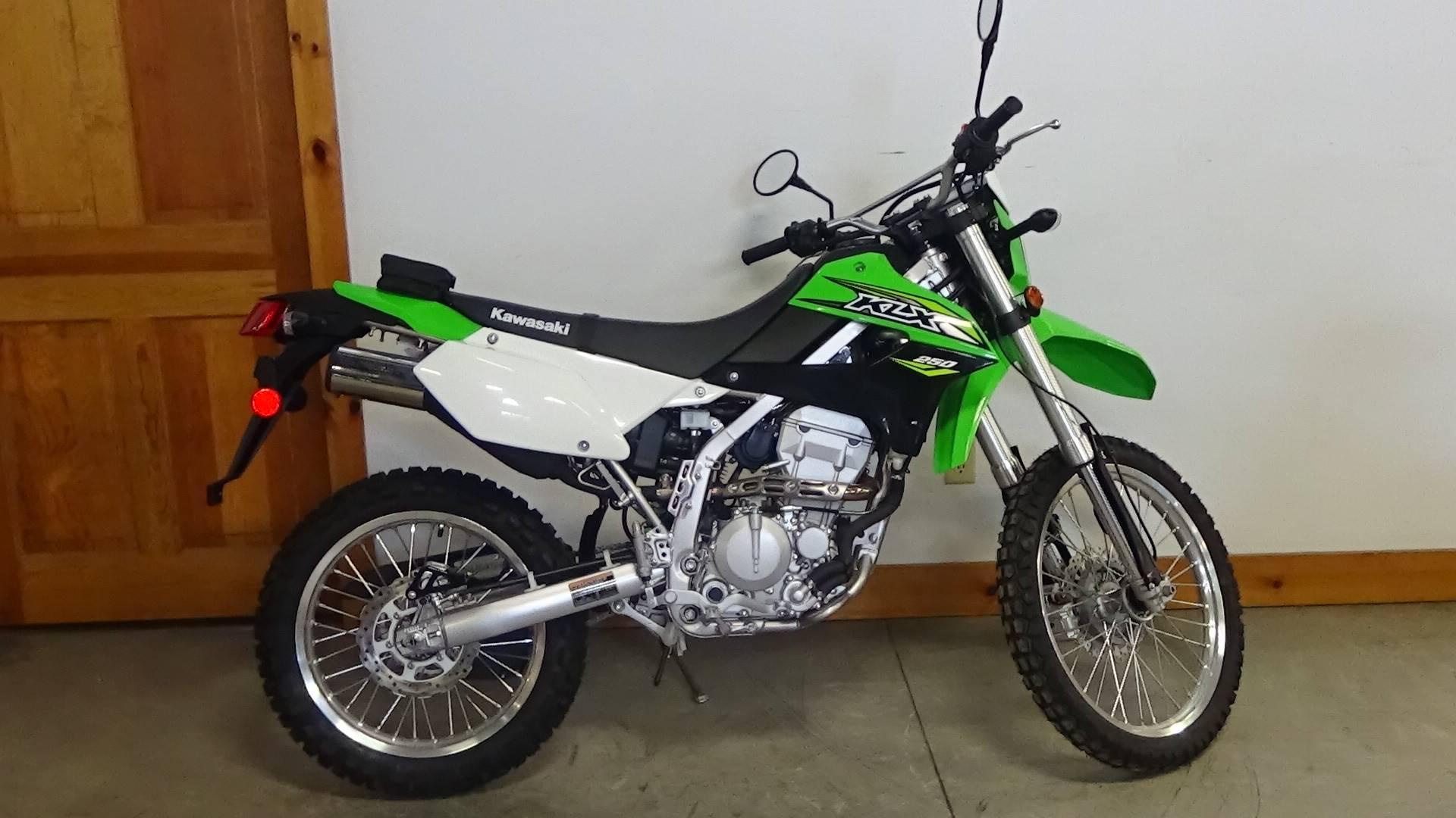 2018 Kawasaki KLX 250 for sale 3054