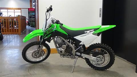 2020 Kawasaki KLX 140 in Bennington, Vermont - Photo 1
