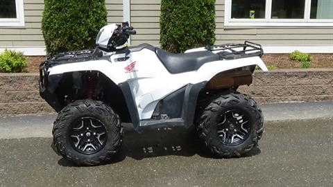 2016 Honda FourTrax Foreman Rubicon 4x4 Automatic DCT EPS Deluxe in Bennington, Vermont