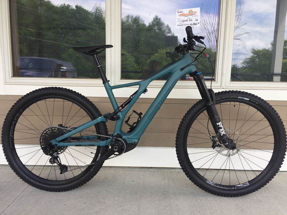 2020 SPECIALIZED LEVO SL TURBO in Bennington, Vermont