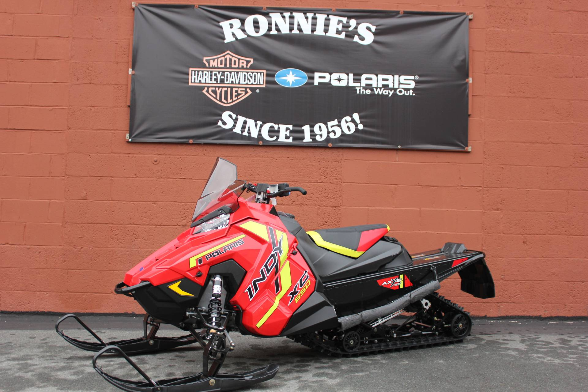 2021 Polaris 850 Indy XC 137 Factory Choice in Pittsfield, Massachusetts - Photo 1