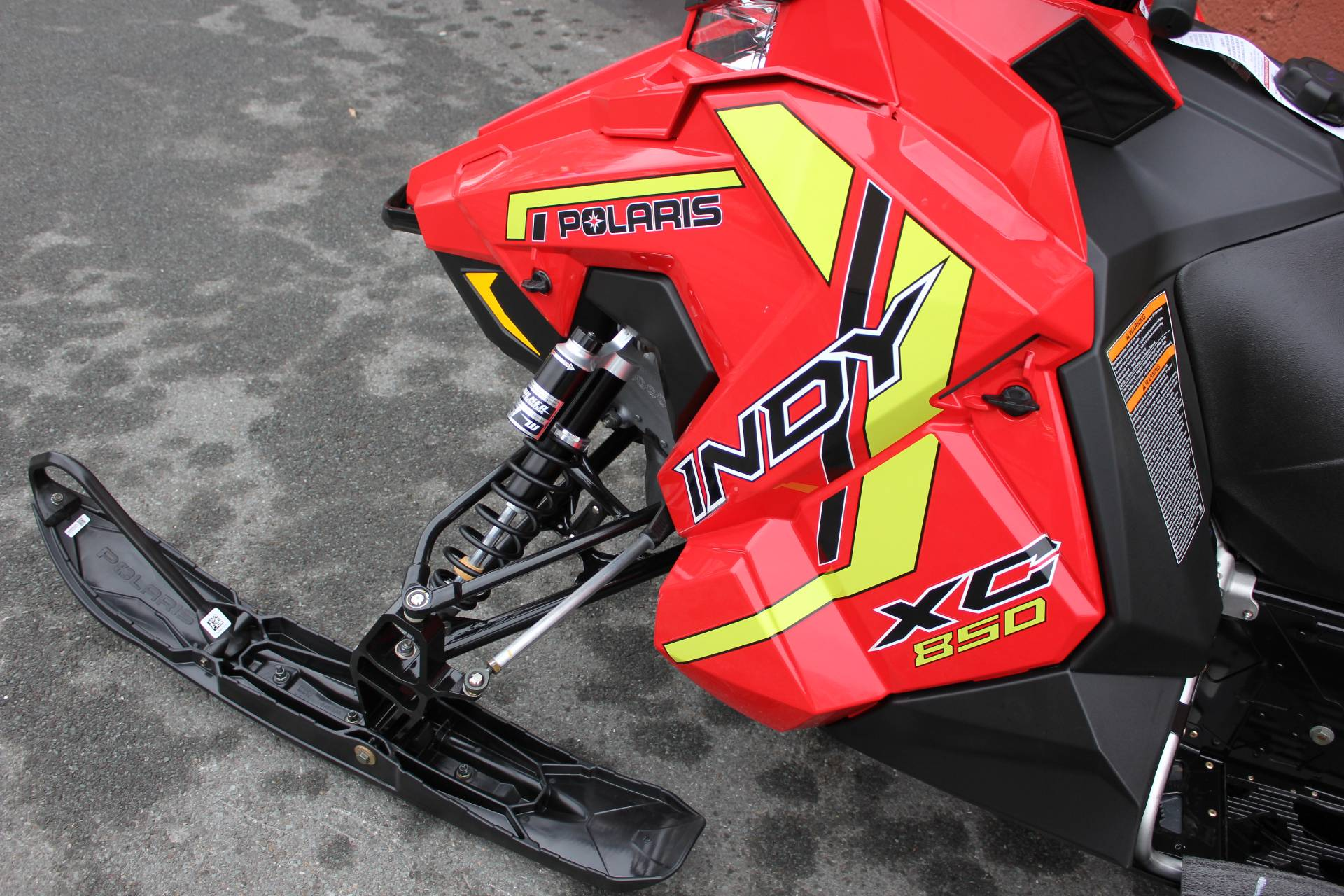 2021 Polaris 850 Indy XC 137 Factory Choice in Pittsfield, Massachusetts - Photo 3