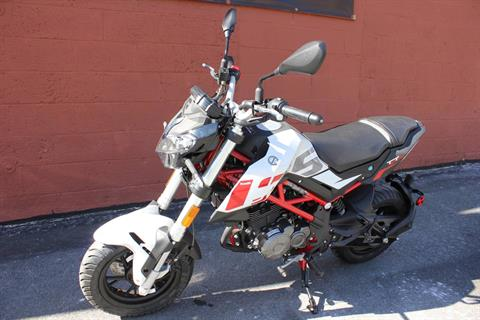 2021 Benelli TNT135 in Pittsfield, Massachusetts - Photo 2