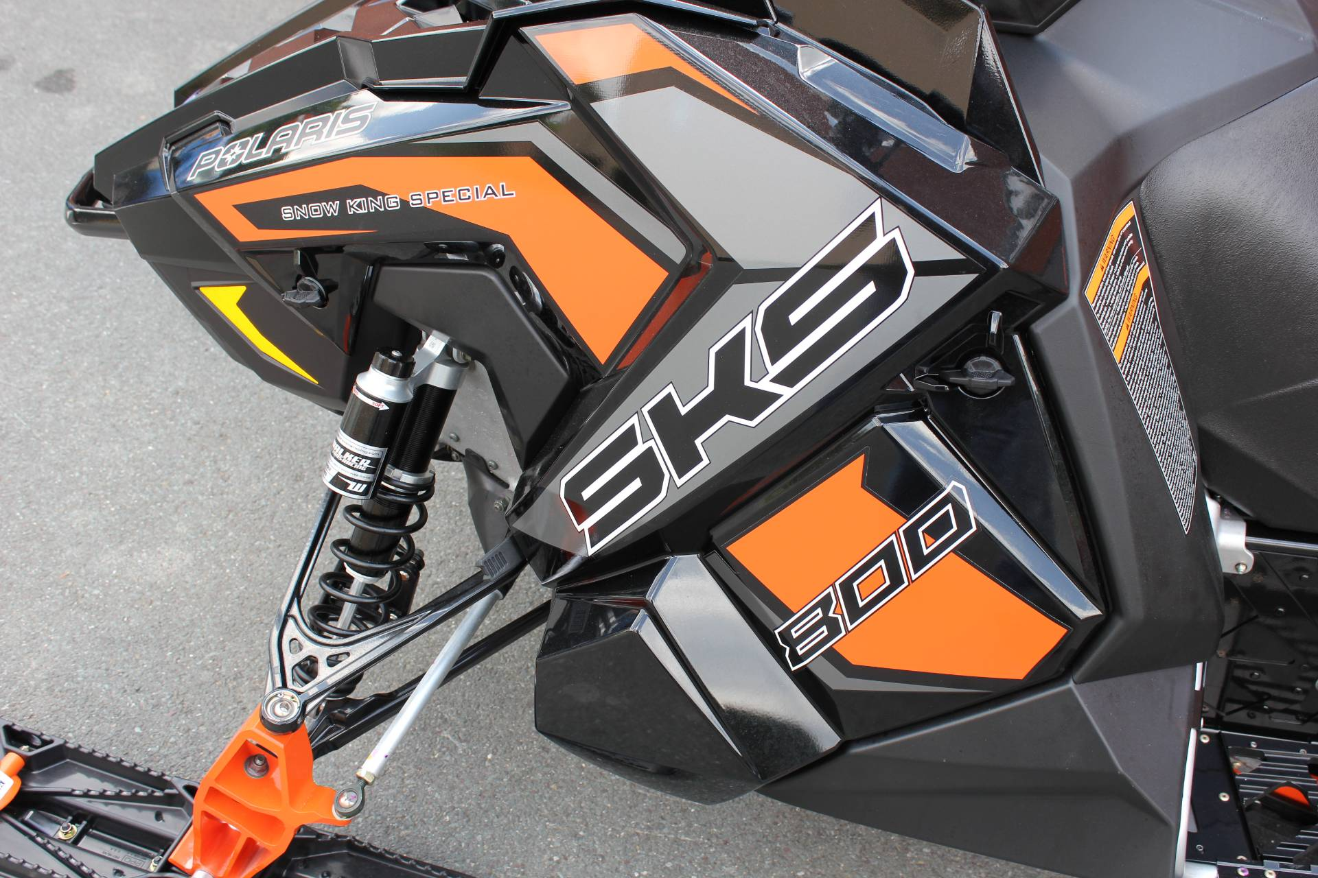 2019 Polaris 800 SKS 146 SnowCheck Select in Pittsfield, Massachusetts