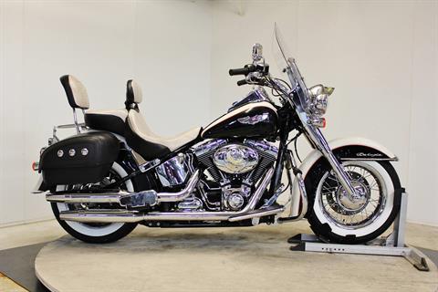2011 Harley-Davidson Softail® Deluxe in Pittsfield, Massachusetts