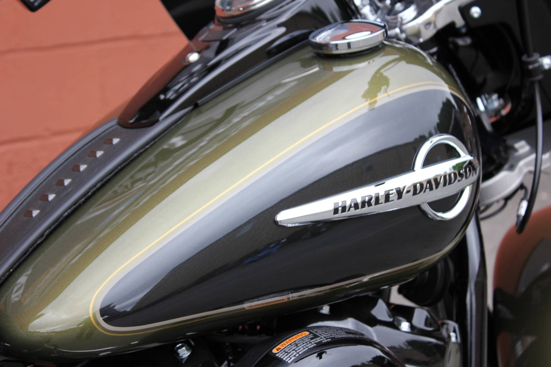 2018 Harley-Davidson Heritage Classic in Pittsfield, Massachusetts - Photo 3