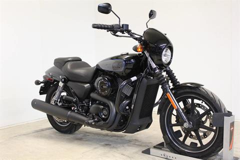 2017 Harley-Davidson Street® 750 in Pittsfield, Massachusetts - Photo 2