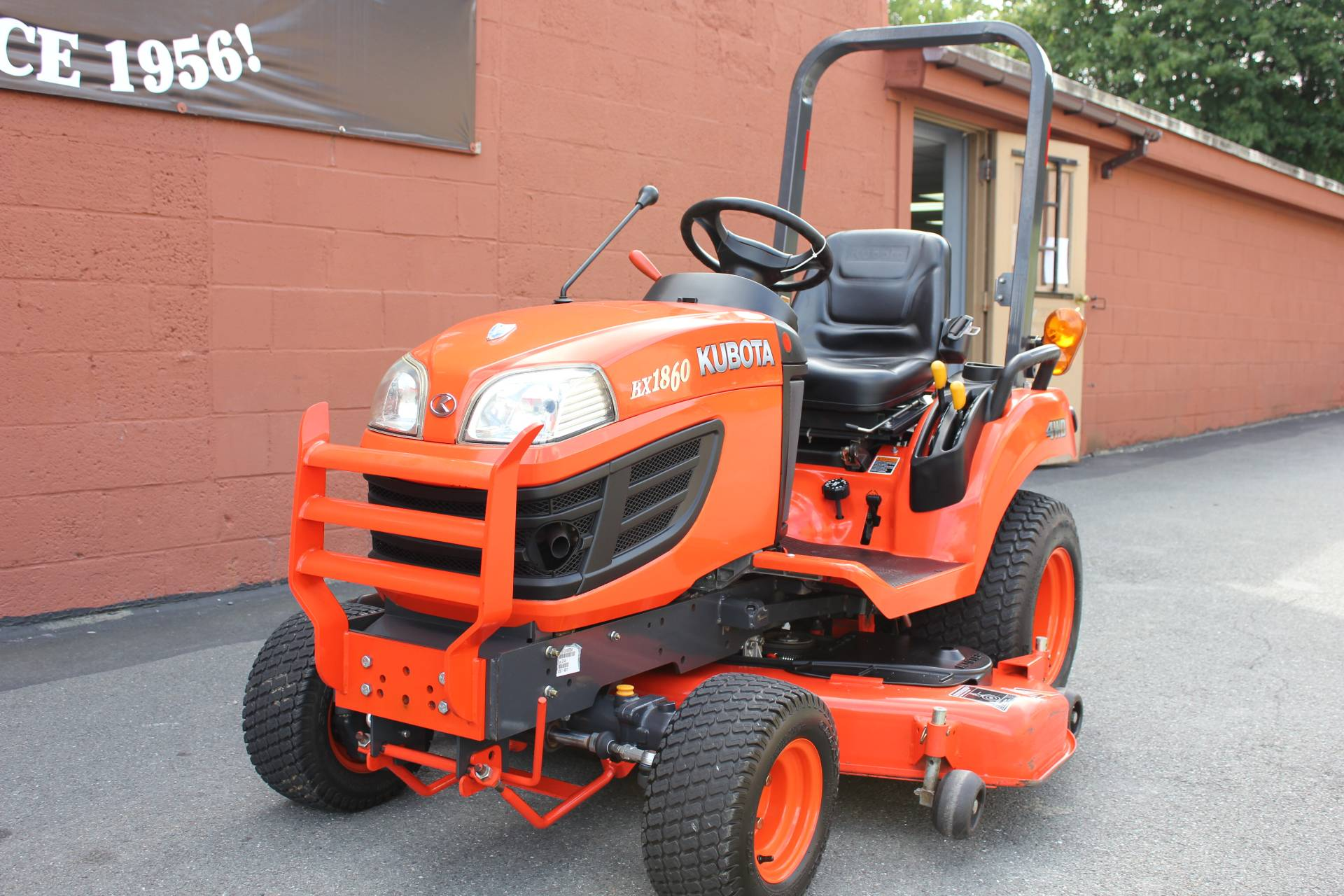 2010 Kubota BX1860 in Pittsfield, Massachusetts - Photo 2